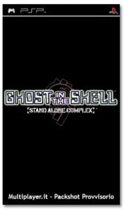 Ghost in the Shell: Stand Alone Complex per PlayStation Portable