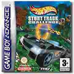 Hot Wheels Stunt Track Challenge per Game Boy Advance