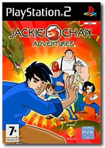Jackie Chan Adventures per PlayStation 2
