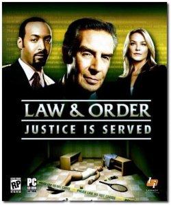 Law & Order: Giustizia è Fatta per PC Windows