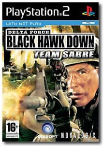 Delta Force: Black Hawk Down - Team Sabre per PlayStation 2
