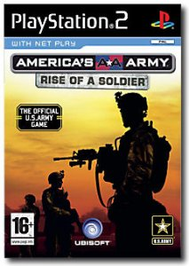 America's Army: Rise of a Soldier per PlayStation 2