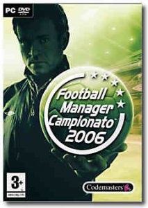 Football Manager Campionato 2006 (LMA Manager 2006) per PC Windows