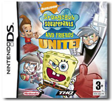 SpongeBob Squarepants and Friends: Unite! per Nintendo DS