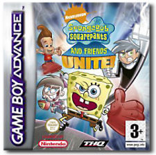 SpongeBob Squarepants and Friends: Unite! per Game Boy Advance