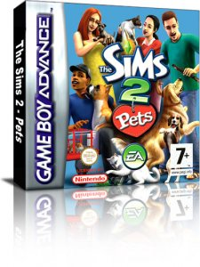 The Sims 2: Pets per Game Boy Advance