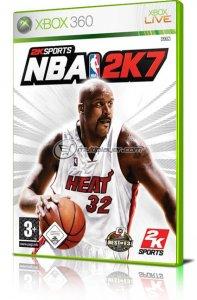 NBA 2K7 per Xbox 360