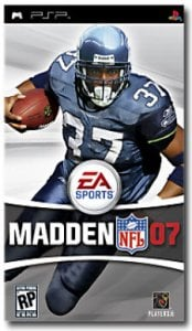 Madden NFL 07 per PlayStation Portable