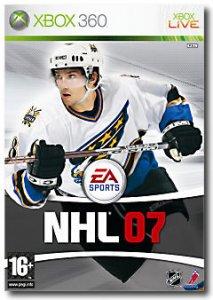 NHL 07 per Xbox 360