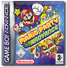 Mario Party Advance per Game Boy Advance