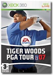 Tiger Woods PGA Tour 07 per Xbox 360
