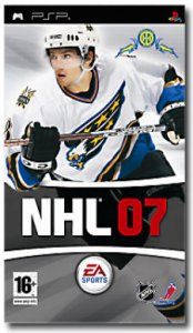 NHL 07 per PlayStation Portable