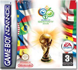 Mondiali FIFA 2006 per Game Boy Advance