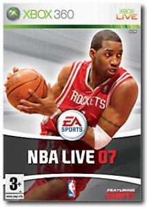NBA Live 07 per Xbox 360
