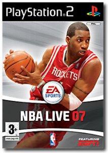 NBA Live 07 per PlayStation 2