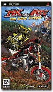 MX vs. ATV Unleashed: On The Edge per PlayStation Portable