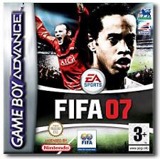 FIFA 07 per Game Boy Advance