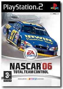 NASCAR 06: Total Team Control per PlayStation 2