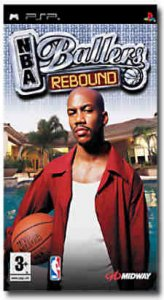 NBA Ballers: Rebound per PlayStation Portable