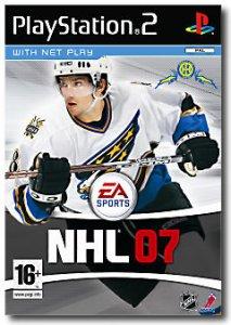 NHL 07 per PlayStation 2