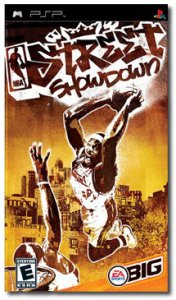 NBA Street Showdown per PlayStation Portable