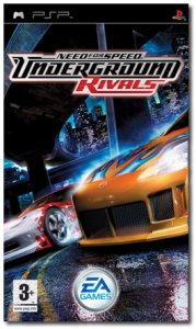Need for Speed Underground: Rivals per PlayStation Portable