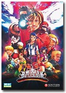 NeoGeo Battle Coliseum per PlayStation 2