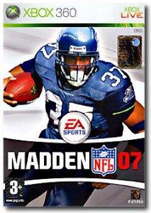 Madden NFL 07 per Xbox 360