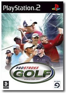 ProStroke Golf: World Tour 2007 per PlayStation 2