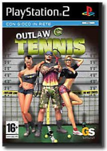 Outlaw Tennis per PlayStation 2