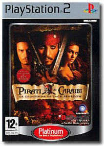 Pirati dei Caraibi: La Leggenda di Jack Sparrow per PlayStation 2