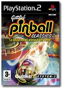 Gottlieb Pinball Classics (Pinball Hall of Fame) per PlayStation 2