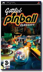 Gottlieb Pinball Classics (Pinball Hall of Fame) per PlayStation Portable