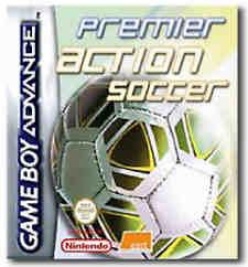 Premier Action Soccer per Game Boy Advance