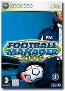 Football Manager 2006 per Xbox 360