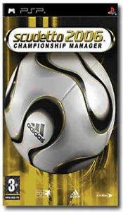Scudetto 2006 (Championship Manager 2006) per PlayStation Portable