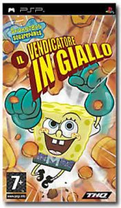 Spongebob Squarepants: il Vendicatore in Giallo per PlayStation Portable