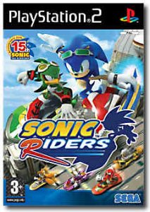 Sonic Riders per PlayStation 2