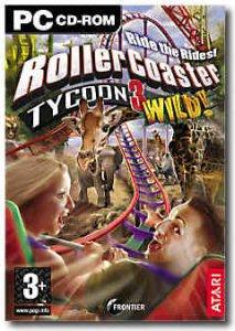 RollerCoaster Tycoon 3: Wild! per PC Windows