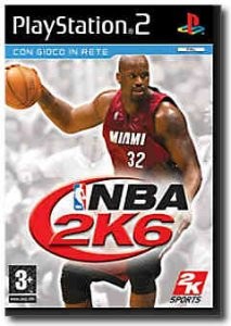 NBA 2K6 per PlayStation 2