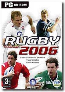 Rugby Challenge 2006 per PC Windows