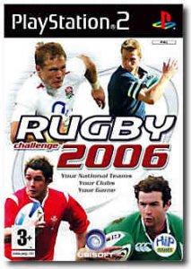 Rugby Challenge 2006 per PlayStation 2