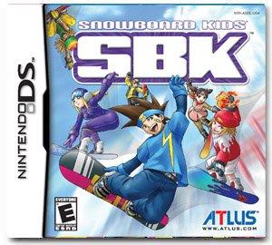 SBK: Snowboard Kids per Nintendo DS