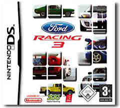 Ford Racing 3 per Nintendo DS