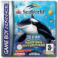 SeaWorld Adventure Parks: Shamu's Deep Sea Adventures per Game Boy Advance