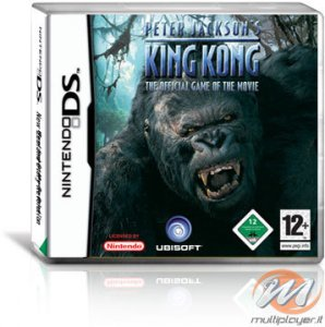 Peter Jackson's King Kong: The Official Game of the Movie per Nintendo DS