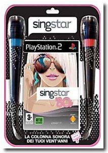 Singstar '80 per PlayStation 2