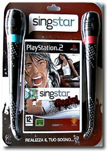 SingStar Rocks! per PlayStation 2