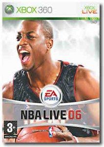 NBA Live 06 per Xbox 360
