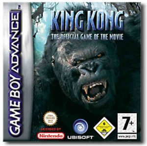 Peter Jackson's King Kong: The Official Game of the Movie per Game Boy Advance